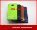 Free Shipping (In STock) New soft silicon jiayu G2S / G2 JIAYU G3  mobile phone silicon case wholesale