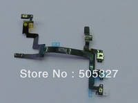 Wholesale- free shipping for iPhone 5 Power Button Flex Cable ,on/off power cable