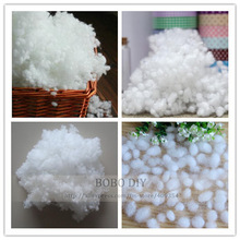FREE SHIPPING non-toxic soft EPE Cotton filler toys dolls filling 500g/lot B2013136(China (Mainland))