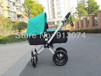 FEDEX Free shipping Good Quality! Hot-sale Bugaboo Color Optional, 3 in1 Baby Stroller wIth Free Shipping