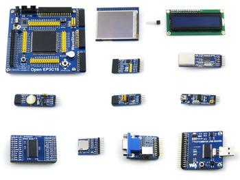 Ep3c16 altera fpga development board fpga learning board 2 18b20 9 lcd module