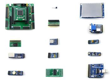Nios ii ep4ce6e22c8n altera fpga development board 3.2 11 lcd module
