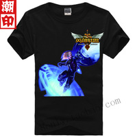 free shipping Plus size available t-shirt ez male short-sleeve t-shirt
