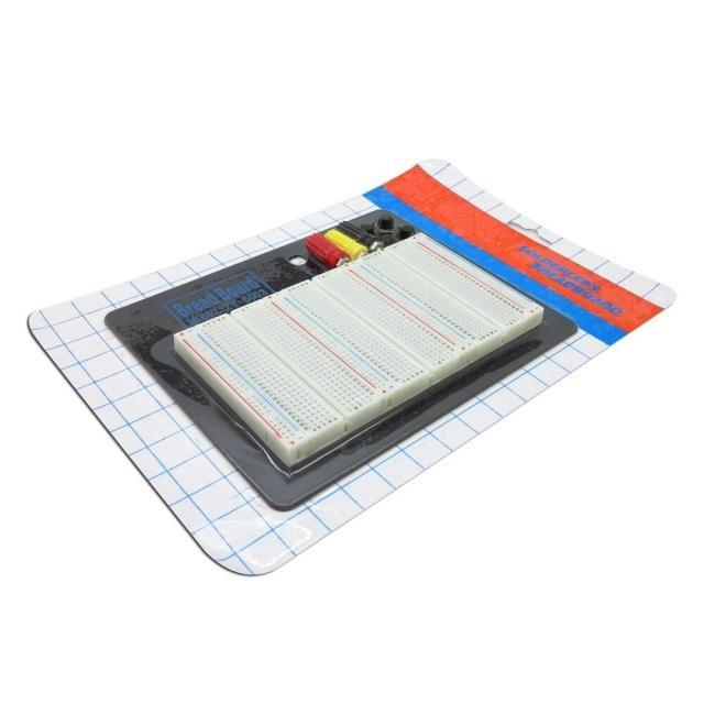 1100 combination breakboard experimental board circuit board 14.5 8.2cm x(China (Mainland))