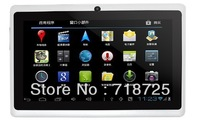 7 inch ultra slim competitive  products with Android 4.0  ,1.2GHZ ,4GB Flash .