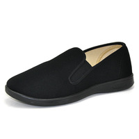 Cotton-made beijing shoes spring and autumn casual male shoes quinquagenarian men's single shoes slip-resistant black
