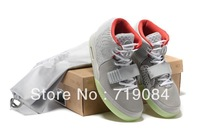 2013 Newest boots Free Shipping Wholesale Famous Trainers Air Yeezy 2 Rerto Men's Basketball Shoes Fashion shoes,Trend shoes