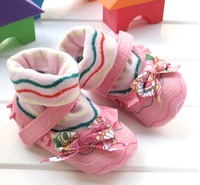 Next winter ankle sock shoes baby shoes baby shoes toddler shoes pink sole rabbit