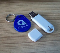 High Performance 13.56MHz Mini USB RFID ID reader for Access Control Support Android