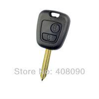 New Remote Key Shell Case Fob For Citroen Picasso Berlingo Saxo Xsara 2BT DKT0117