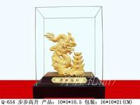 Alluvial gold velvet gift new arrival crafts