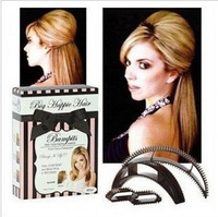 Hair accessory hairdressing tool hair princess style pad elevator,5 pieces set  Fashion Hair Device