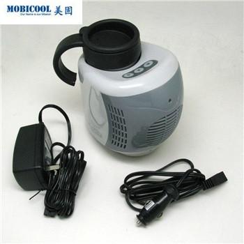 German car refrigerator double electronic hot and cold car refrigerator pc-068-lx hot and cold cups