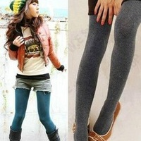 Hot selling woman cheap slim all-match leggings colorful fashion leggings
