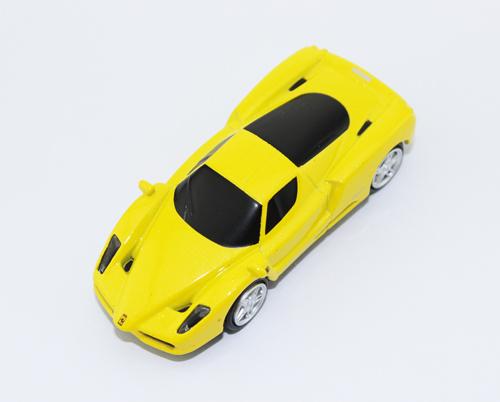 Genuine Novelty metal yellow sport car Shape USB Flash Drive Pen Drive Memory Stick Drop Free Shipping(China (Mainland))
