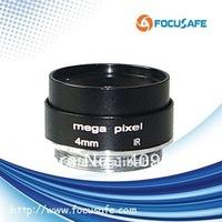4mm fixed iris mega pixel cctv lens