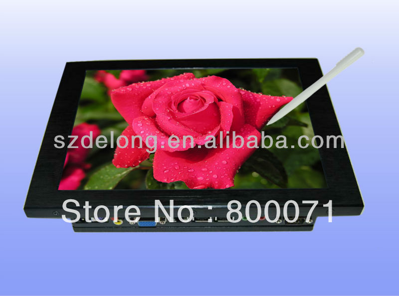 Factory Price WINDOWS XP 10.4Inch All In One PANEL PC EMBEDDED(China (Mainland))