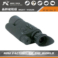 Free shipping Magnification X5,Wake 2 Portable Night Vision Monocular With Tripod Spot&built-in infrared illuminator telescope