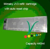 440ml refill cartridge for MiKy