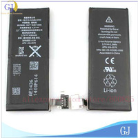 5pcs/lot, Battery for iphone 4G, 100 %Original new and good quality ,wholesale on aliexpress,free shipping by air mail