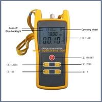 Handheld Optical Power Meter (-70~+3 dBm or -50~+ 26 dBm) OP3208