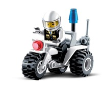 No 101 Enlighten Building Block Set 3D Construction Brick Toys Educational Block toy for Children