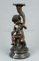 Home decoration sculpture crafts gift business gift angel mousse zt-016