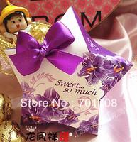 Star Shape Beautiful Candy Box Creative DIY Favor Box Flower Pearl Tray Paper Wedding Box
