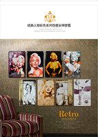 Sexy Marilyn Monroe Tin Sign for Home Bar Decor
