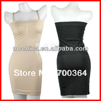 Sexy Women's Seamless Slim Dress Slim and Lift Wear Size S M L XL Free shipping