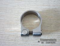 Ldquo . titanium rdquo . titanium alloy seat tube clip seat tube clip phi . 34.9 phi . 31.8