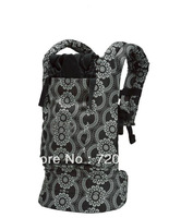 Free shipping  Sophisticated, Exclusive Print from Petunia Pickle Bottom - Black/Grey Print Exterior with Black Lining/Hood