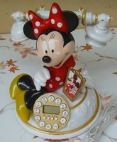 Free shipping Hot-selling kxt-297 mickey mouse MICKEY MINNIE graphics card telephone