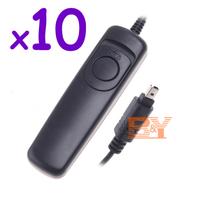 Специальный магазин 10pcs/lot New High Quality HONGDAK Remote Shutter Release Cord for Nikon D200 D700 D-Series D1 MC-30