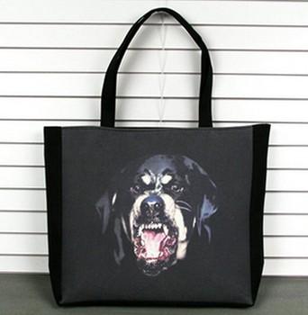 East Knitting  GA-031Women bags Dog Head Women new 2013 Fashion shoppingbag Bag women bags Brand