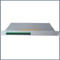 PLC Rack Mount Passive Optical Splitter OP-PLC-R-1x16