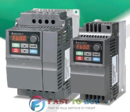 Buy delta inverter vfd drive vfd022el43a for Vfd for three phase motor