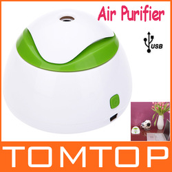 Newest Portable Mini USB Humidifier Air Purifier Aroma Diffuser for Home Room Car Free Shipping(China (Mainland))
