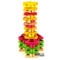free shipping, 108PCS/SET multi-colored buttressed music fashion multicolour assembled three-dimensional blocks toy
