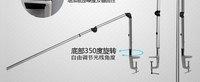 DHL FedEx Free shipping  / 5pcs/lot / LED desk lamp / folding arm table lamp / eye Learning work Creative Desk Lamps