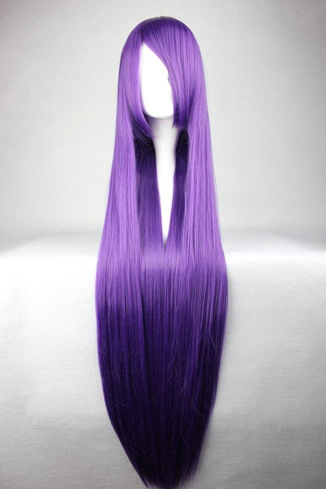 Cosplay y Mas 100cm-font-b-Long-b-font-Umineko-no-Naku-Koro-ni-Frederica-Bernkastel-font-b-Purple