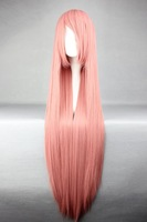 100cm Long VOCALOID-luka Pink Cosplay Costume Wig