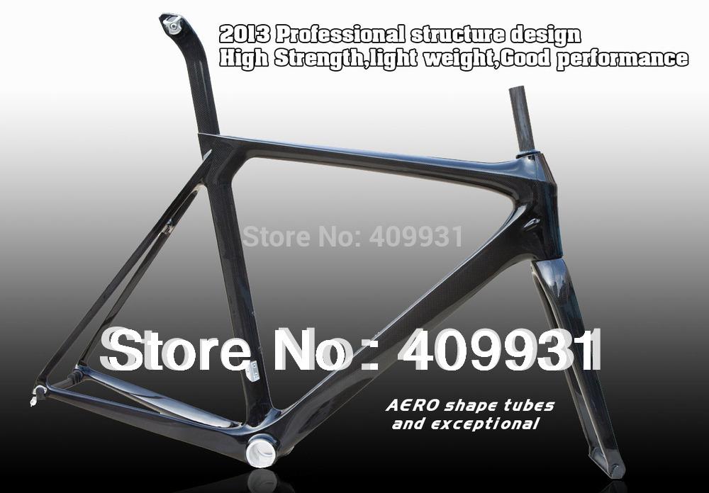 2013 bike carbon frame road bicycle aero frame SP-AC053(China (Mainland))