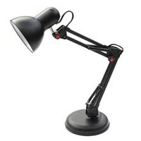 Sitcoms american long arm folding led bedside eye clip office desk lamp