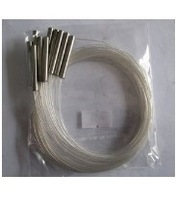 10PCS  New -20-450C  PT100 Platinum Resister Temperature Sensor Temp Probe Waterproof