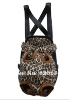 Leopard New Pet Dog Cat Carrier Bag shoulders bag Free Shipping Bag for Dog Dogs carrier bag