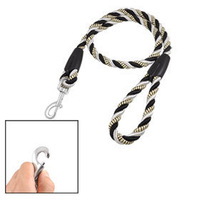 1.2M 3.9 ft 4 Colors Round Nylon Twisted Pet Puppy Rope Dog Lead Leash