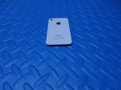 Hot New white glass Battery Cover Back Door case Glass for apple iphone 4 4g full housing battery door cover free shipping(China (Mainland))