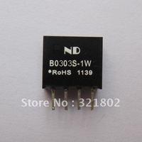 Free shipping 50pcs/lot DC 3.3V to DC 3.3V converters 1W dc-dc power module Voltage Regulator
