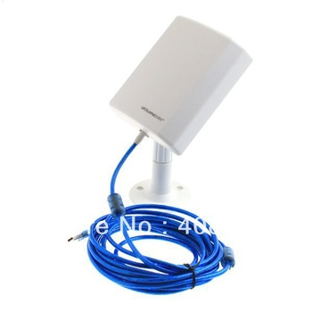150Mbps Long Range Outdoor USB Wifi Wireless Adapter with Antenna 5m Cable IEEE 802.11G/B/N LG-N100
